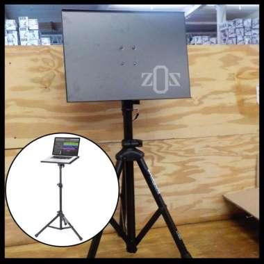 harga Stand Laptop Samson LTS50 LTS 50 Tripod Portable Removable Top Blibli.com