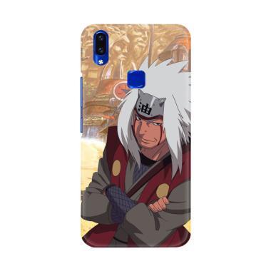 Flazzstore Jiraiya Naruto Shippuden ... remium Casing for Vivo V9