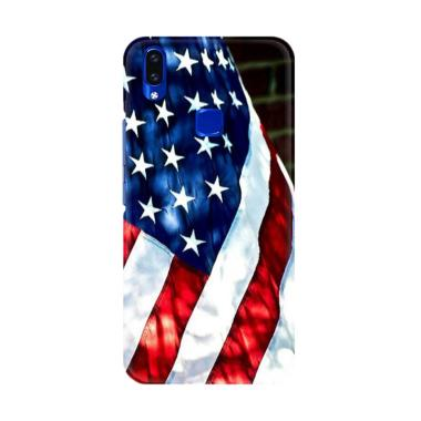 Flazzstore 4Th Of July Flag Country E0888 Premium Casing for Vivo V9