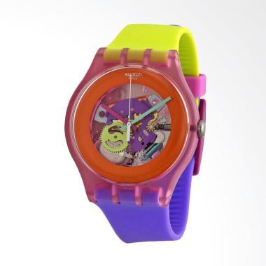 Swatch Suop103 Jam Tangan Wanita - Multicolor [Original]