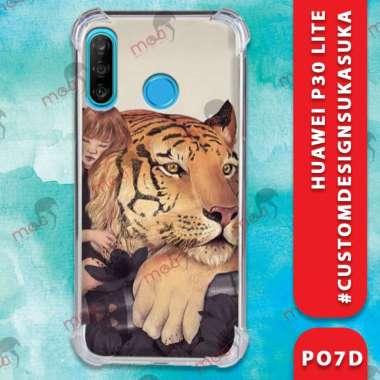 harga Custom Case Suka Suka Casing Handphone Sarung HP Premium Luxury Artisan Kekinian Anti Crack Huawei P30 Lite Luxury Gloss Blibli.com