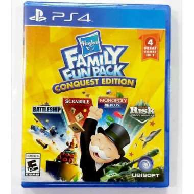 harga Sony PS4 Game : Hasbro Family Fun Pack - Conquest Edition Blibli.com