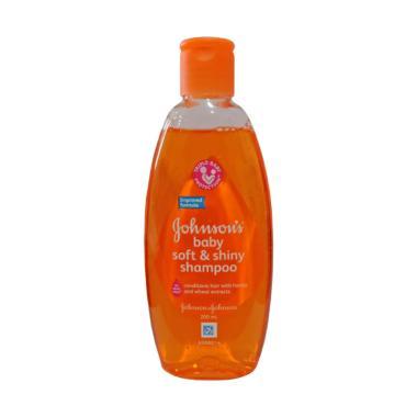 Johnson's Baby Soft & Shiny Shampoo [200 mL]