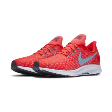 acheter pas cher 03b36 032c0 NIKE Women Running Air Zoom Pegasus Sepatu Lari Wanita - Red [35  942855-600] 7.5