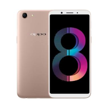 OPPO A83 Smartphone [16 GB/ 2 GB] + Selfie Stick + Ring holder