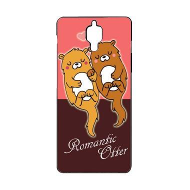 Acc Hp Romantic Two Otterly E0213A Custom Casing for Xiaomi Mi4