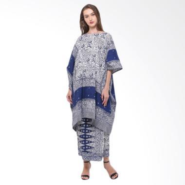 BATIKBYSHEE Sri Dewi Set Baju Batik Wanita