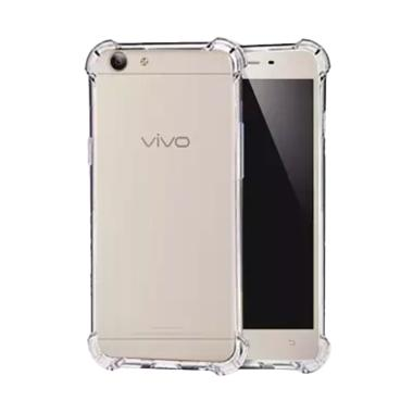 LOLLYPOP Anti Crack ShockProof TPU  ... sing for VIVO Y53 - Clear