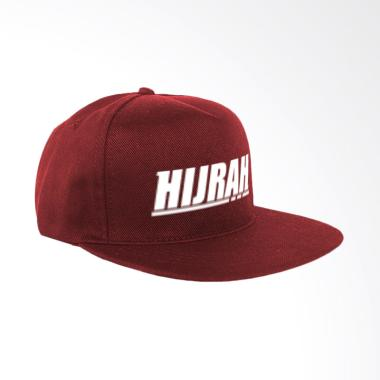 IndoClothing Hijrah 02 Topi Snapback Pria