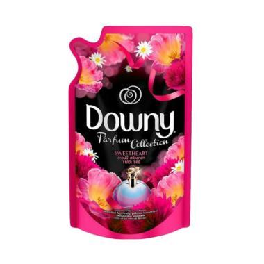 Downy Perfume Sweet Heart Pink [Reffil/ 800mL]