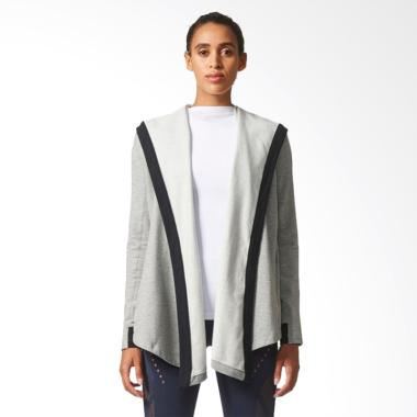 Adidas Wrap Me Up Cover Jacket Jaket Olahraga Wanita [W-BR9793]