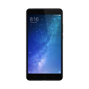 Xiaomi Mi Max 2 Smartphone - Hitam [64 GB/ 4 GB]