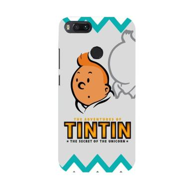 harga Acc Hp The Adventure Of Tintin W3666 Custom Casing for Xiaomi Mi 5X Blibli.com
