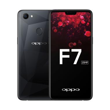 Oppo F7 Diamond Black 64 Gb