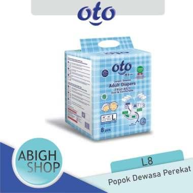 harga Oto Popok Dewasa Perekat L8 Blibli.com