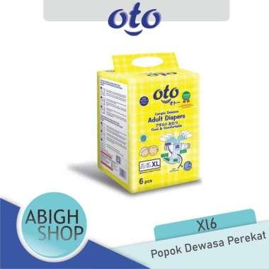 harga Oto Popok Dewasa Perekat XL6 Blibli.com