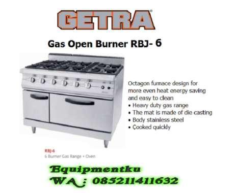 harga GETRA Gas Open Burner TYPE RBJ-6 Blibli.com