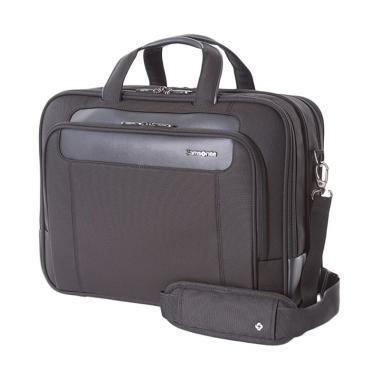 Samsonite Satara Briefcase Tas Pria - Black [M]