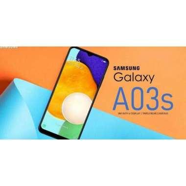 harga Samsung Galaxya A03S Smartphone [4GB/ 64GB] Black Blibli.com