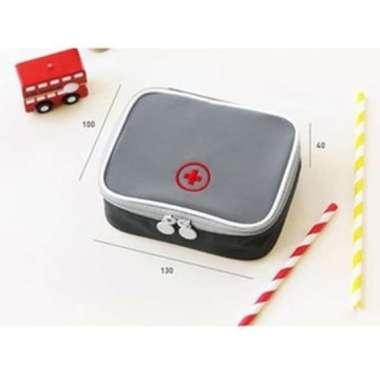 harga Jual Dompet  Tas Perlengkapan Medis - Mini Kit First Aid Pouch KOREA Murah Blibli.com