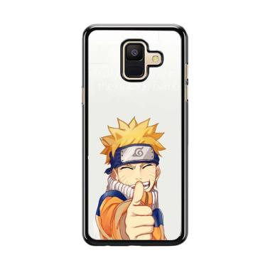 Acc Hp Naruto I Won To Be Hokage J0 ... ing for Samsung Galaxy A6