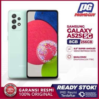 harga Samsung Galaxy A52s 5G 8/256 GB RAM 8 ROM 256GB Original Handphone Smartphone Android GaransI Resmi Mint Blibli.com