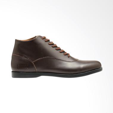 Jual Sepatu Boots Kulit Pria Terbaru - Harga Murah  247b11516d