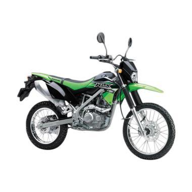 Kawasaki KLX 150 Sepeda Motor [VIN 2018/OTR Jadetabekser]