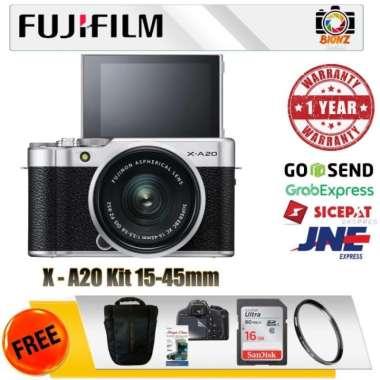 Kamera FUJIFILM xa20 kit 15-45mm