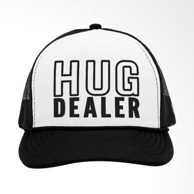 JersiClothing Hug Dealer Mesh Trucker Topi Pria a807848a7e