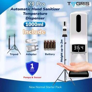 harga K9 Pro Dispenser+Thermometer in 1 unit + Tripod Blibli.com