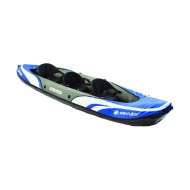 Coleman 3P Big Basin Perahu Karet - Blue