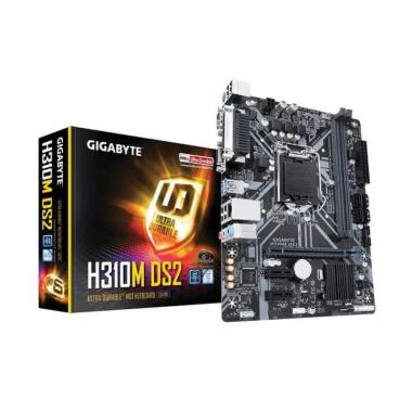 Gigabyte H310M DS2 Motherboard [Socket 1151/ DDR4/ Micro ATX/ D-Sub]