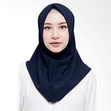Cotton Bee Hoodie Salma Instan / Hijab Instan