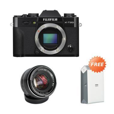 Fujifilm X-T20 Body Only PWP Fujino ...  + Free Instax Share SP-2