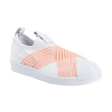 Jual Sepatu Adidas Superstar Slip On Ori - Harga Promo  7537c200df