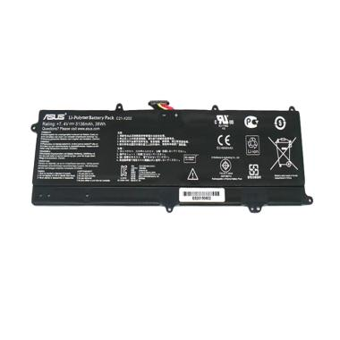 Asus Baterai Laptop for Asus Eee PC ... k Q/X/C21-X202 [Original]