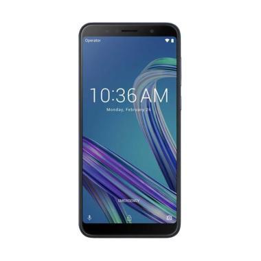 Asus Zenfone Max Pro M1 ZB602KL Smartphone - Black [64 GB/ 4 GB]