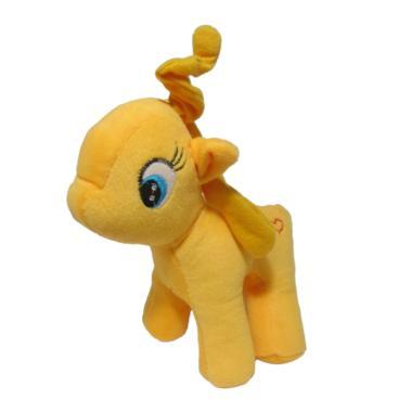 Dannherl Kuda Pony Boneka - Kuning  23x8x23 cm  f4b505cea2
