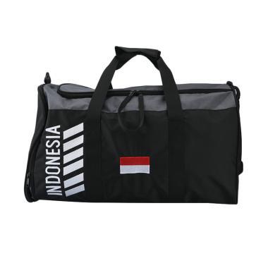 Blibli Dukung Indonesia Duffle Bag - Black