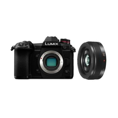 Panasonic Lumix DC-G9 Kamera Mirror ...  Lensa Kamera [Body Only]