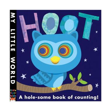 harga Little Tiger My Little World : HOOT a Hole-some Book of Counting Buku Anak Blibli.com