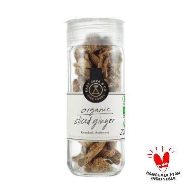 harga East Java & Co Organic Sliced Ginger Blibli.com