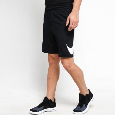 NIKE Men Basketball Short Hyper Elite Celana Basket Pria [910706-010]