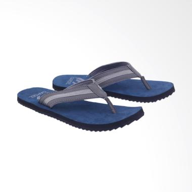 Garsel Kasual Sandal Gunung Pria - Blue Grey [G1GRY 3019]