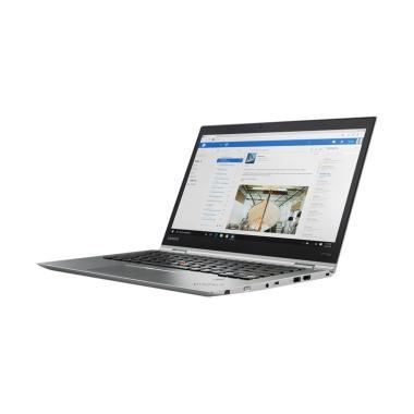 harga Lenovo ThinkPad X1 Yoga Notebook - Silver [i7-7600U/ 8GB/ 256GB SSD/ 14 Inch FHD/T ouch/ Win10Pro] Blibli.com