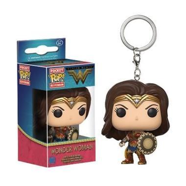 Funko Pocket POP! Heroes DC Comics Wonder Woman Movie Keychain
