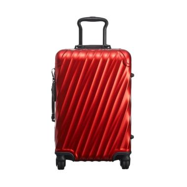 TUMI 19 Degree Alum International Carry On Ember Koper