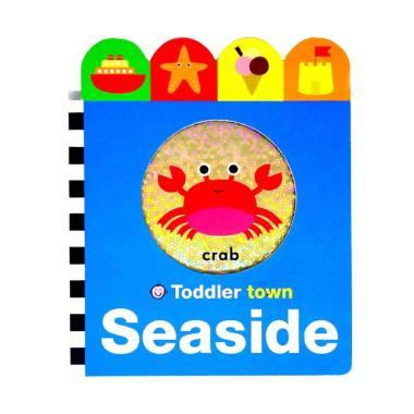 harga Priddy Books Genius Toddler Town : Seaside Boardbook Buku Anak Blibli.com
