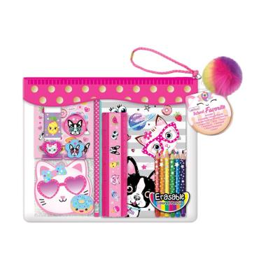 Hot Focus School Fav Best Pals Stationery Set